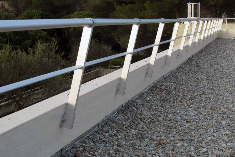 Vectaco 174 Parapat Guardrail Alsolu