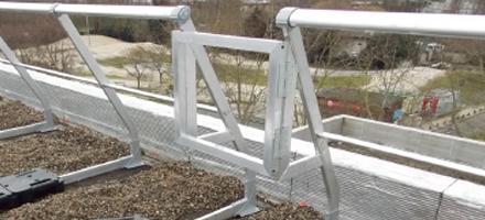 Kit 500 mm per ringhiera cancello autoportante