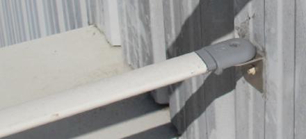 Terminazione parete Sub-liscia