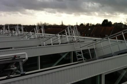 Circolazione sui tetti