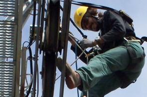 Lavori in altezza impianti di risalita