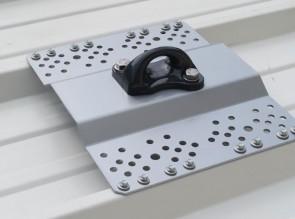 ancrages vectasafe potelet aluminium platine coeur alsolu. Black Bedroom Furniture Sets. Home Design Ideas