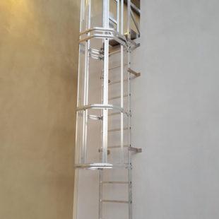VECTALADDER Escalera de crinolina