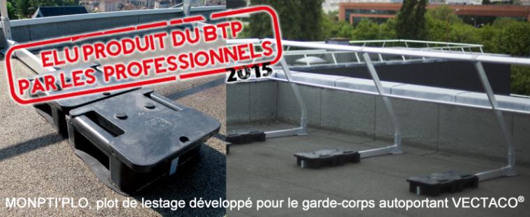 Election du Produit BTP 2015