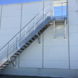 Escalier technique VECTAWAY